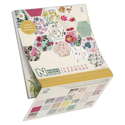 Papermania Designpapier - Pressed Flowers